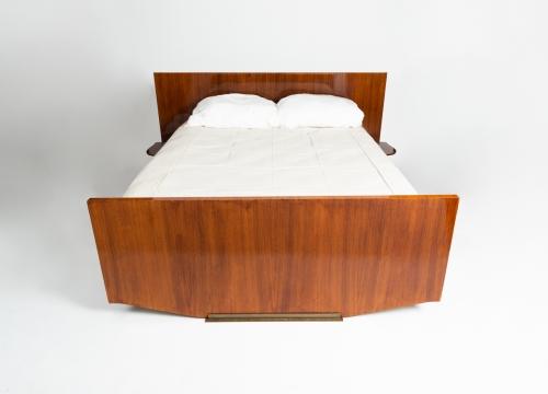 Porteneuve bed