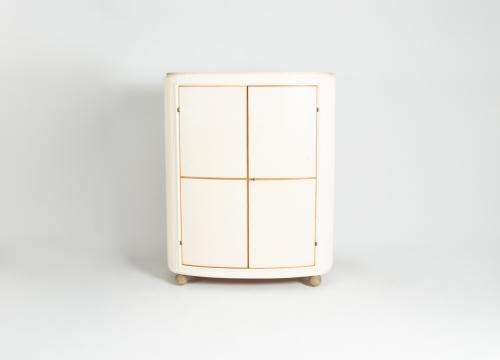 Fine Italian Two-Door Cabinet