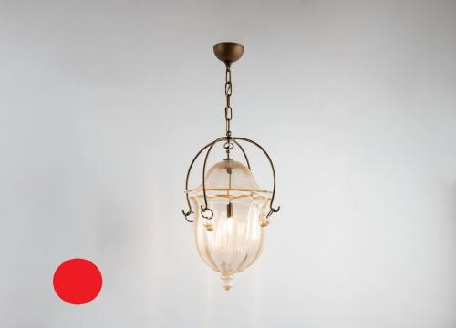 Fine Murano Glass Lantern