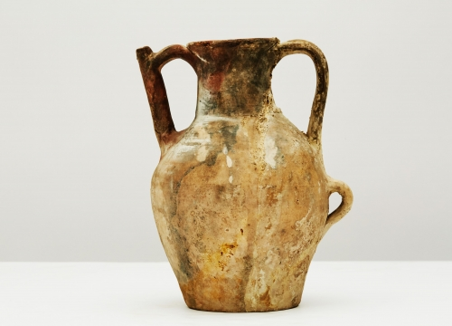 Central European Jug with Handle & Spout