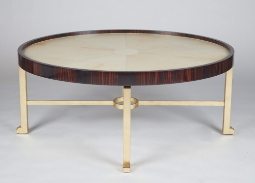 Karl Springer Coffee Table