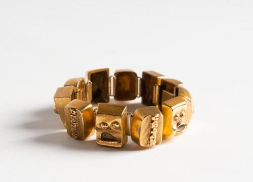 Line vautrin bracelet