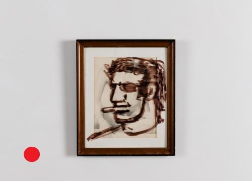 Robert Loughlin Drawing