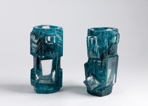 Daum Vases