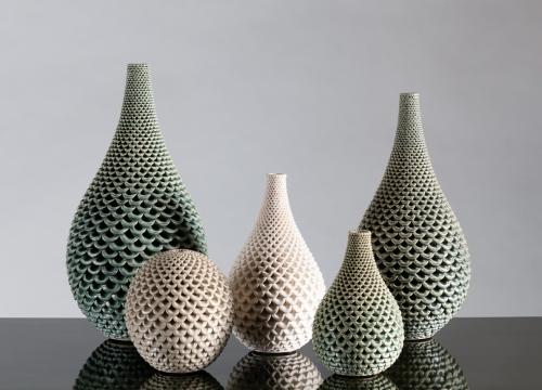 Set of Liljegren Vases