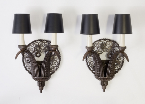 Bergue Sconces
