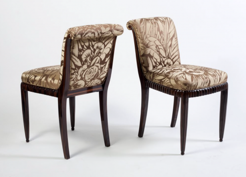 Leleu Side Chairs