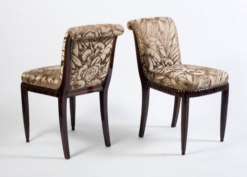 Leleu Side Chairs