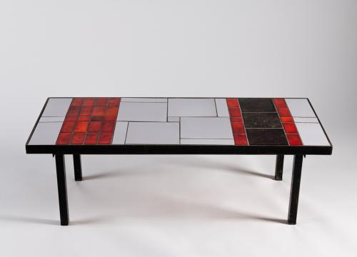 table coffee tile