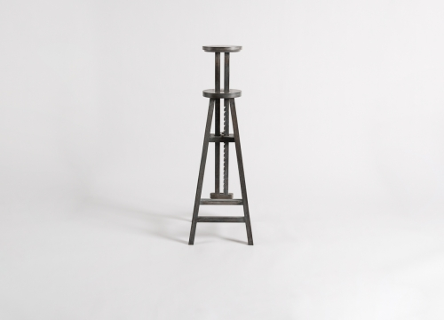 Adjustable Sculpture Stand