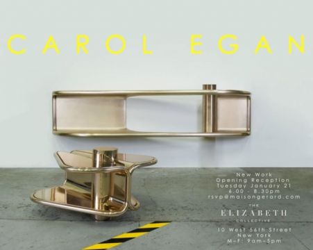 Carol Egan: New Works