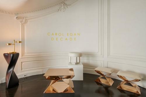 Carol Egan: New Works