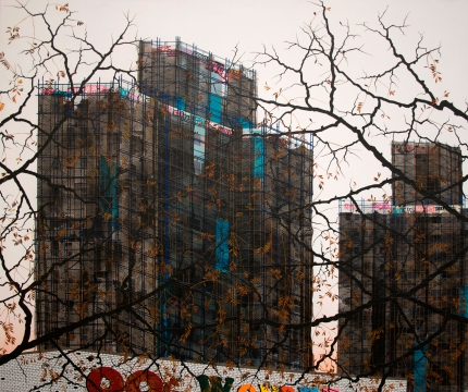 Metropolis: Paintings Of The Contemporary Urban Landscape