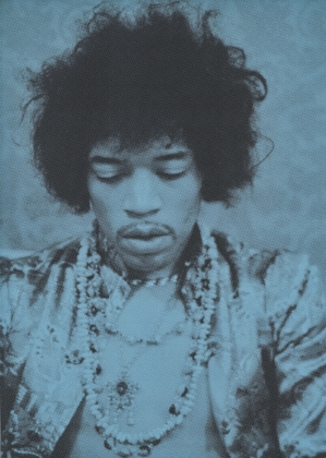 "Russell Young's ""Jimi Hendrix"" triples Sotheby's expected auction result"