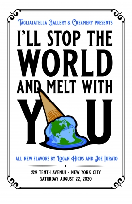 """I'll Stop the World and Melt With You"" 
