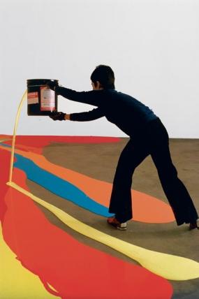 "Dorothea Rockburne ""Women in Abstraction"""