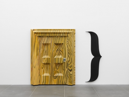 Richard Artschwager at Guggenheim Bilbao