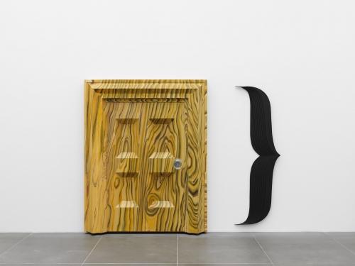 Richard Artschwager at Guggenheim Bilbao