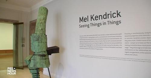 Mel Kendrick on PBS