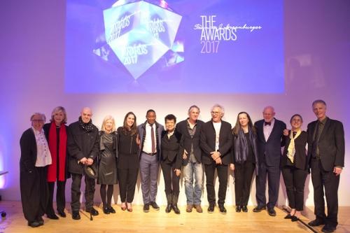Barry Le Va: Recipient of the 2017 Francis J. Greenburger Award