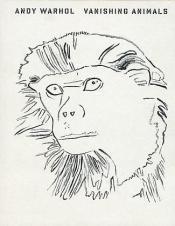 Andy Warhol: Vanishing Animals