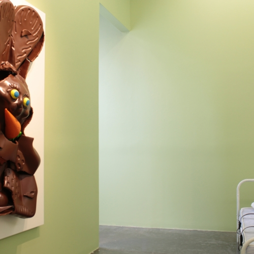 Gigantic Smashed Candy Sculptures Will Give You a Sugar High