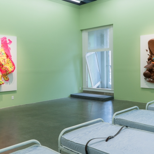 Peter Anton's Sweet Revenge at UNIX Gallery