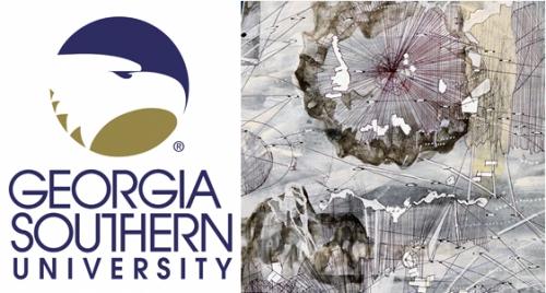 AMYS SCHISSEL @ UNIVERSITY OF SOUTHERN GEORGIA ART GALLERY