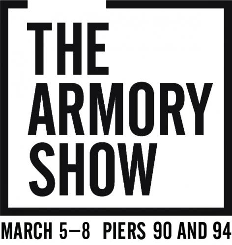 PATRICK MIKHAIL À THE ARMORY SHOW À NEW YORK CITY