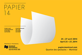 PAPIER 14 ANNOUNCES LIST OF EXHIBITORS