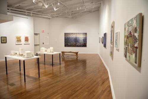 Randall Stoltzfus: Art Alumni Showcase is 'Delightfully Challenging'
