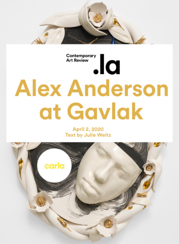 Alex Anderson at Gavlak