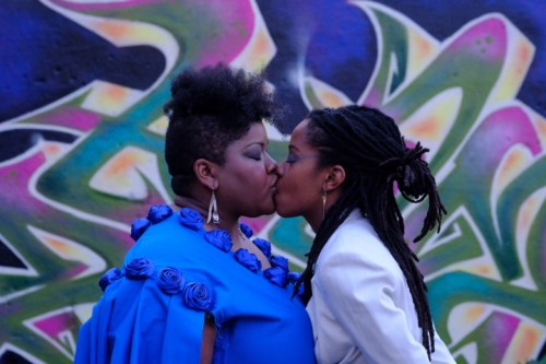 A Six-Hour Performance Centered on One Kiss