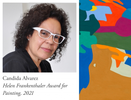 Candida Alvarez Granted Helen Frankenthaler Award for Painting 2021