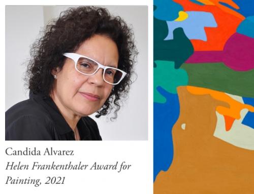 Candida Alvarez Granted Helen Frankenthaler Award for Painting 2021