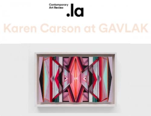 Karen Carson at GAVLAK