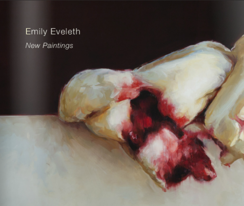 Emily Eveleth: New Paintings