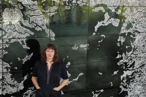 Ellen Harvey in The Art Newspaper