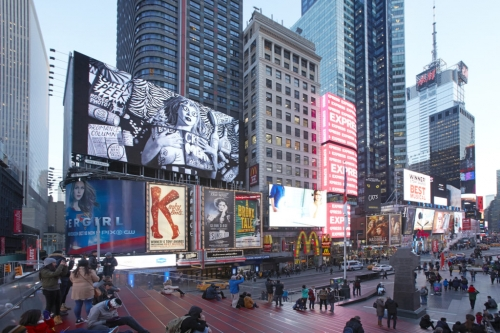 """Mary Reid Kelley & Patrick Kelley in Public Art Fund's """"Commercial Break"""" in Artnet News"""