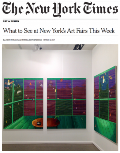 Nikki Maloof in New York Times