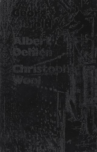 Georg Herold, Albert Oehlen, Christopher Wool, 1992