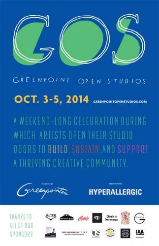 Greenpoint Open Studios