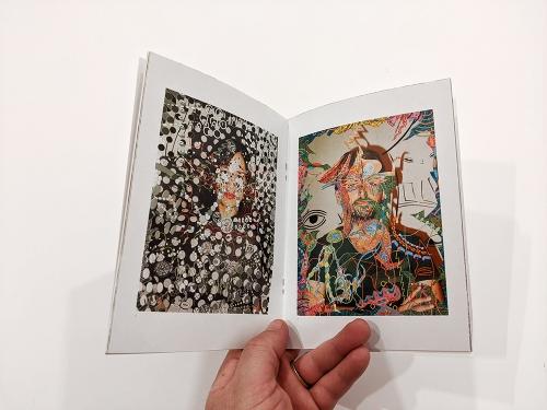 Dex Fernandez exhibition cover