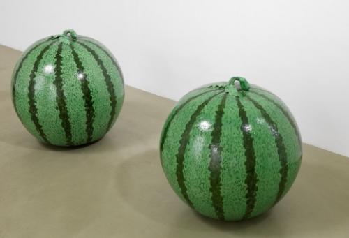 "CG_Weiwei - Watermelon, 2011 (15"" x 15"" x 15"").jpg"