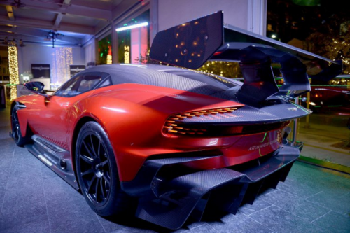 Haute Living Hosts Art Talks with Philippe Hoerle-Guggenheim and Aston Martin
