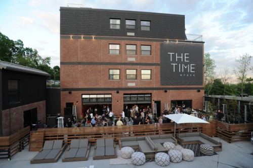 Nyack Embraces The Building's Industrial And Musical Past