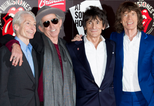 Rolling Stones Exhibition a 'Madhouse'