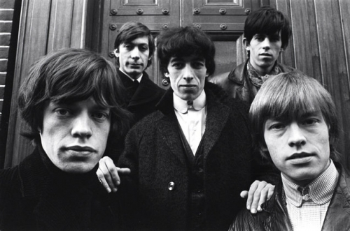 Image from Rolling Stones Exhibition at Hg contemporary art gallery in Nyc