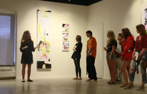 Rosefsky Gallery exhibits artist Jenny Day