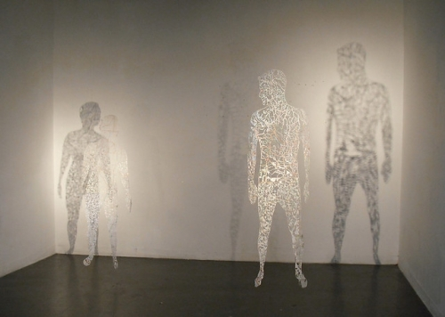 Nikki Rosato's Roadmap Portraits and Figures